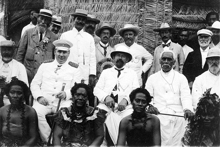 Entangled Islands – Samoa, New Zealand and the First World War