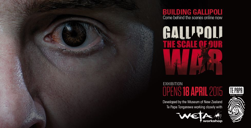 Gallipoli: The Scale of our war
