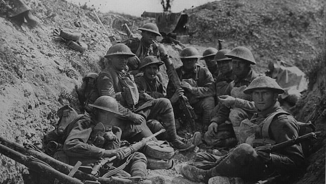 Gallipoli 1915: a century on