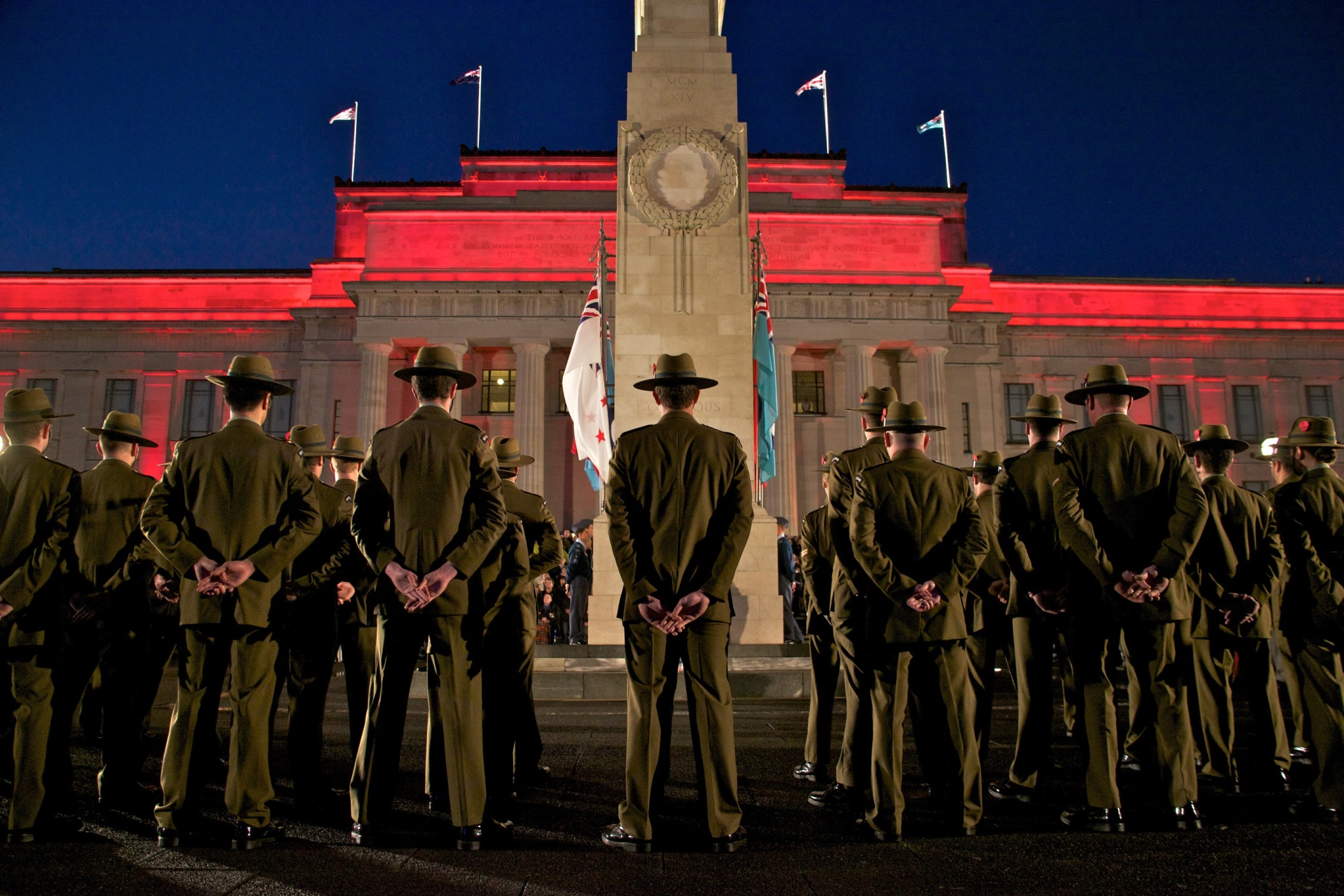 Anzac Day – Auckland War Memorial Museum
