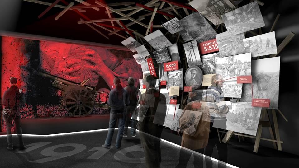 Spirit of Anzac Centenary Experience
