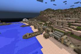 Gallipoli in Minecraft®
