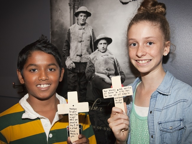 Commemorative Crosses Project