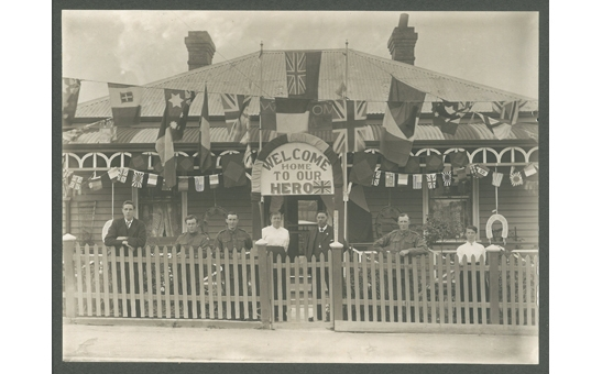 The Suspense is Awful: Tasmania and the Great War