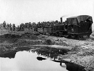 Railways 1914 – 1918